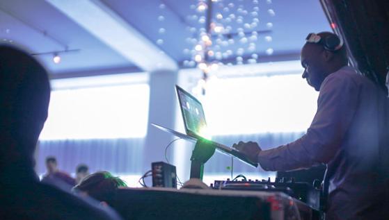 DJ Mark Larush, Mark Larush
